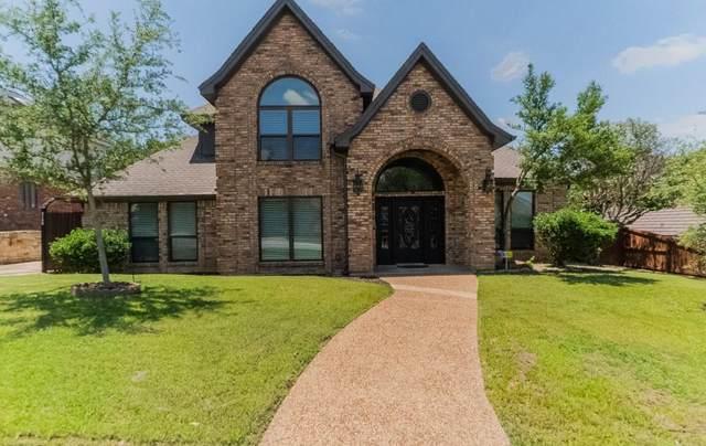 3129 Hurstview Drive, Hurst, TX 76054 (MLS #14587751) :: Real Estate By Design