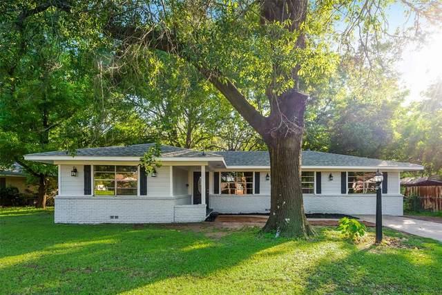 309 N Overlook Drive, Kerens, TX 75144 (MLS #14587769) :: Real Estate By Design