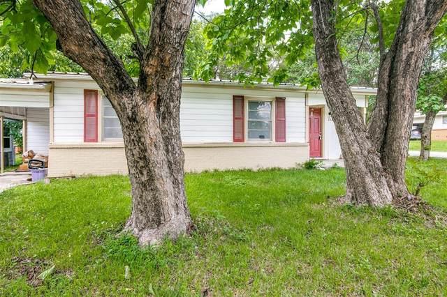 232 E College Avenue, Corsicana, TX 75110 (MLS #14587795) :: Real Estate By Design
