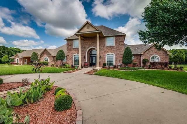 320 Cummins Creek Road, Ennis, TX 75119 (MLS #14587850) :: Real Estate By Design