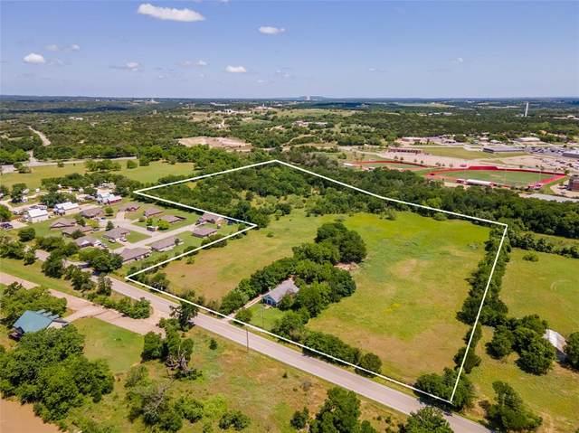 1604 Barnard Street, Glen Rose, TX 76043 (MLS #14587915) :: Potts Realty Group