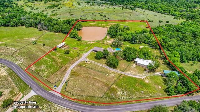 302 Mini Ranch Drive, Weatherford, TX 76088 (MLS #14587995) :: Team Hodnett