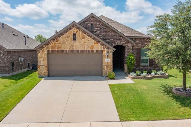 2512 Flowing Springs Drive, Fort Worth, TX 76177 (MLS #14588054) :: 1st Choice Realty