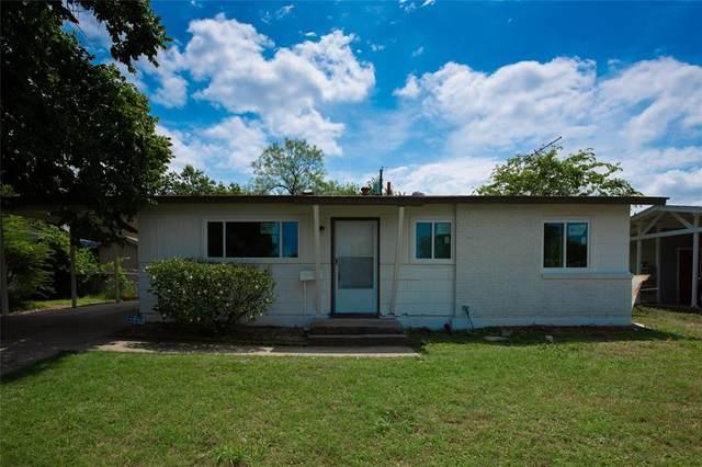 2341 Felder Lane, Fort Worth, TX 76112 (MLS #14588066) :: Rafter H Realty