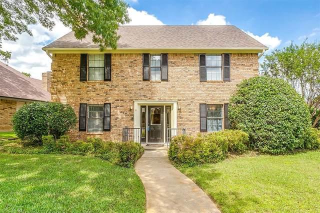 2900 Ridgerow Drive, Grapevine, TX 76051 (MLS #14588070) :: Front Real Estate Co.