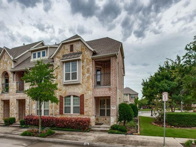 716 Matthew Place, Richardson, TX 75081 (MLS #14588132) :: Bray Real Estate Group
