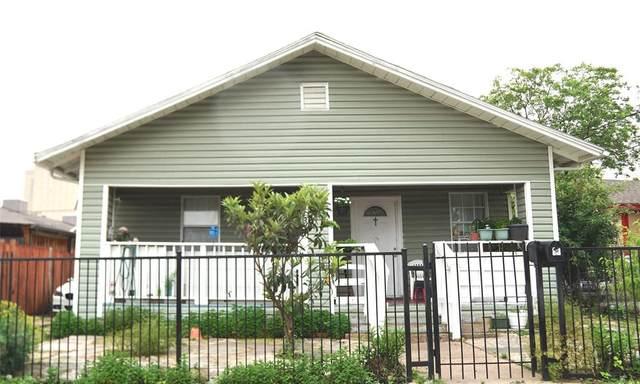 1515 Holly Avenue, Dallas, TX 75204 (MLS #14588139) :: Real Estate By Design