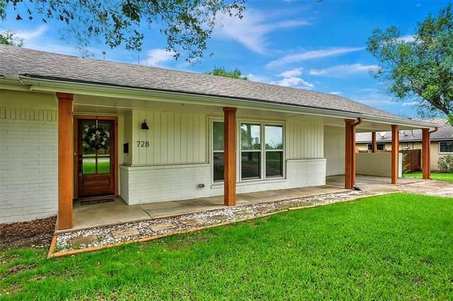 728 N Mckown Avenue, Sherman, TX 75092 (MLS #14588179) :: Real Estate By Design