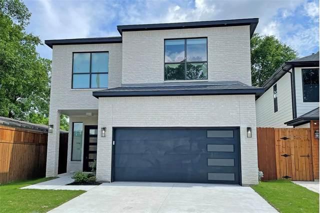 1710 Morris Street, Dallas, TX 75212 (MLS #14588181) :: Real Estate By Design