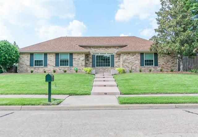 1136 Bull Run, Richardson, TX 75080 (MLS #14588184) :: The Good Home Team
