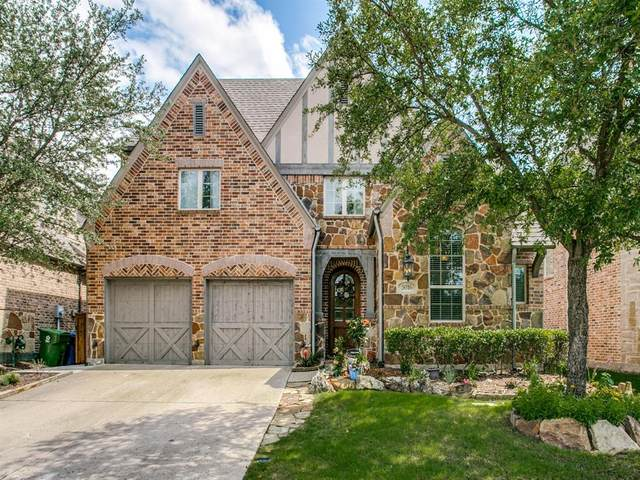 3016 Mitchell Way, The Colony, TX 75056 (MLS #14588211) :: Real Estate By Design