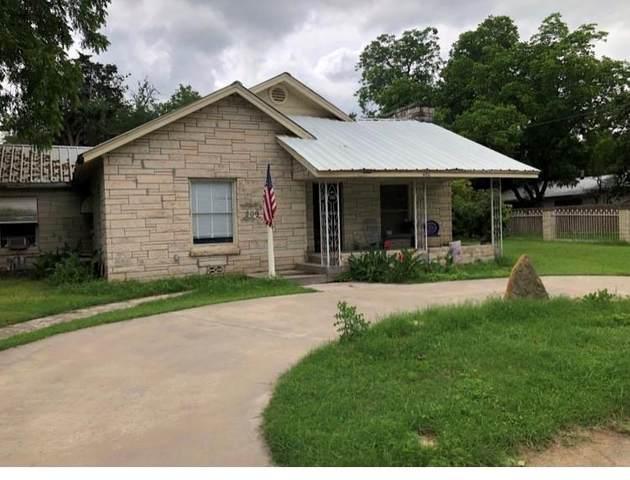 209 N Anderson Street, Rising Star, TX 76471 (MLS #14588220) :: Team Tiller