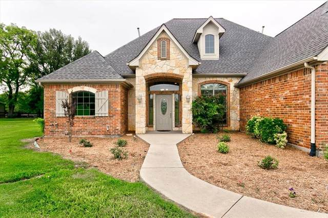 551 Highland Drive, Springtown, TX 76082 (MLS #14588231) :: Real Estate By Design