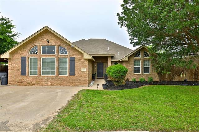 726 Groves Road, Tuscola, TX 79562 (MLS #14588234) :: The Russell-Rose Team
