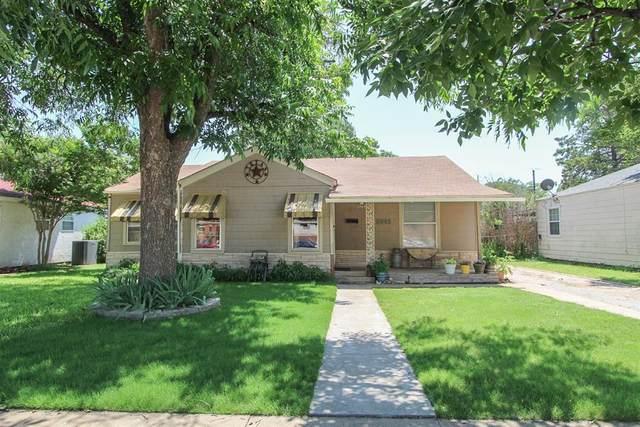 2049 Jeanette Street, Abilene, TX 79602 (MLS #14588242) :: The Tierny Jordan Network