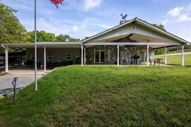 105 Fairway Drive, Nocona, TX 76255 (MLS #14588246) :: Team Tiller