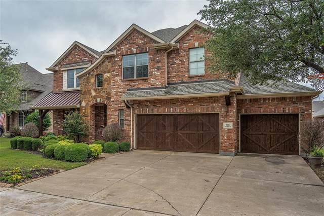900 Terrace Drive, Lantana, TX 76226 (MLS #14588269) :: Real Estate By Design
