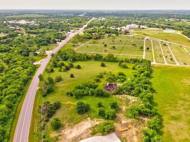 609 N Parkway Drive, Alvarado, TX 76009 (MLS #14588284) :: The Russell-Rose Team