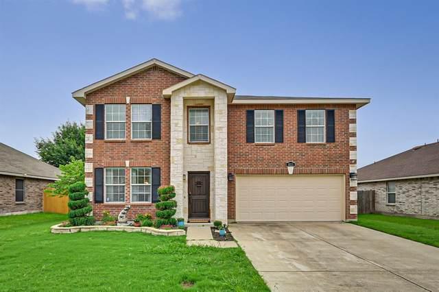 8115 Stowe Springs Lane, Arlington, TX 76002 (MLS #14588311) :: Real Estate By Design