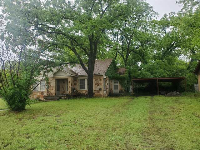 219 S Fisher Street, Gorman, TX 76454 (MLS #14588316) :: Real Estate By Design