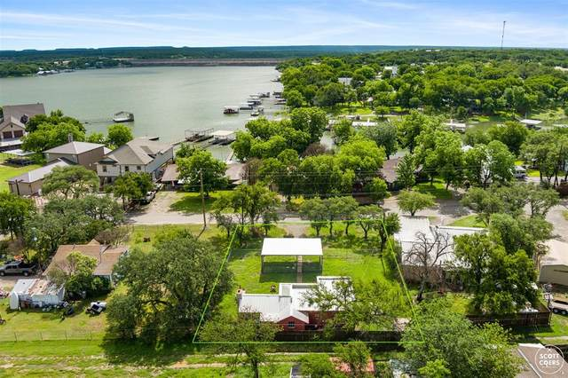 181 David Street, Brownwood, TX 76801 (MLS #14588324) :: Real Estate By Design
