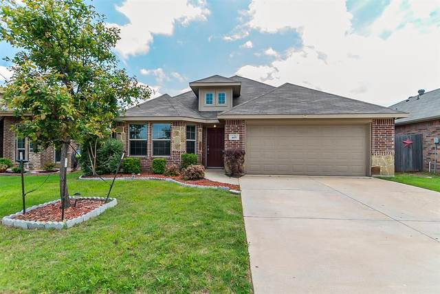 405 Beechgrove Terrace, Fort Worth, TX 76140 (MLS #14588352) :: The Mitchell Group