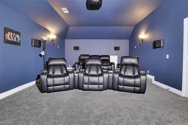 504 Thompson Drive, Van Alstyne, TX 75495 (MLS #14588358) :: The Hornburg Real Estate Group