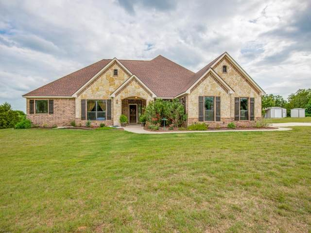 471 County Road 3655, Paradise, TX 76073 (MLS #14588382) :: Real Estate By Design