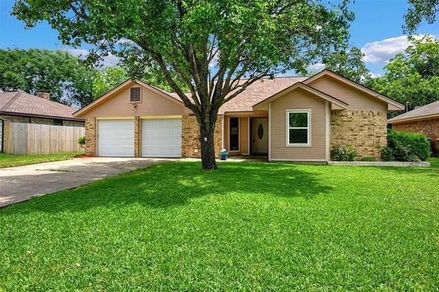 765 Copley Street, Sherman, TX 75090 (MLS #14588391) :: The Mauelshagen Group