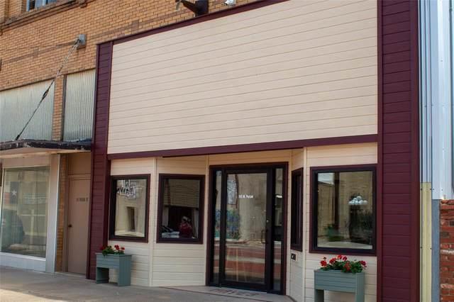 115 W Pecan Street, Coleman, TX 76834 (MLS #14588393) :: Real Estate By Design