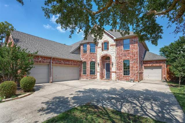 1311 Chaleur Bay Drive, Lewisville, TX 75056 (MLS #14588405) :: VIVO Realty