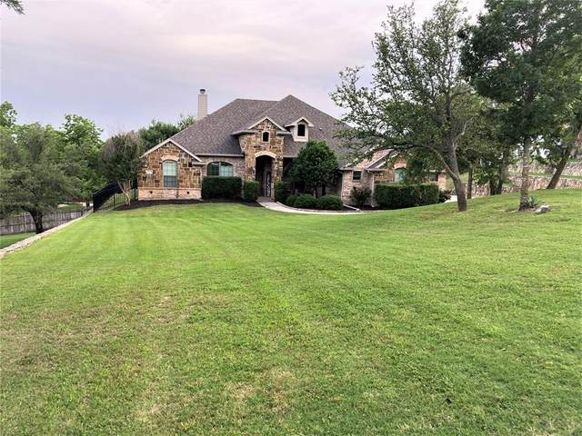 1303 Saddle Trail, Willow Park, TX 76087 (MLS #14588430) :: Real Estate By Design