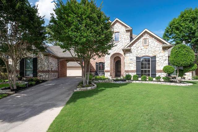 2900 Kimball Court, Grapevine, TX 76051 (MLS #14588441) :: Real Estate By Design