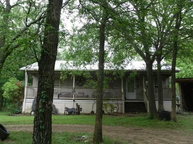 21984 N Fm 709, Hubbard, TX 76648 (MLS #14588495) :: Real Estate By Design