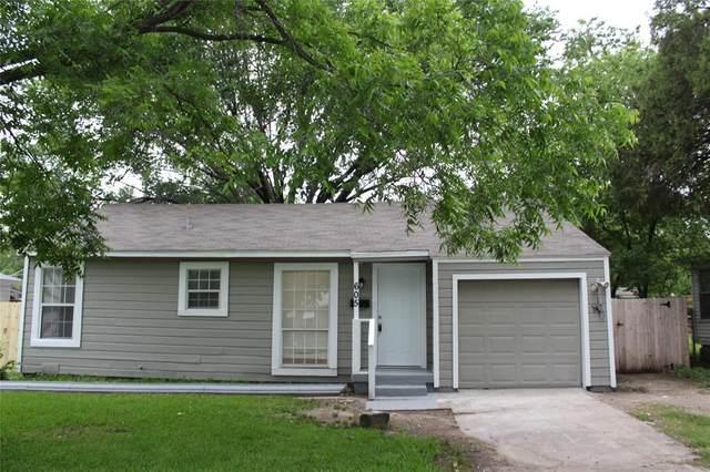 605 Tamara Lane, Grand Prairie, TX 75051 (MLS #14588526) :: EXIT Realty Elite