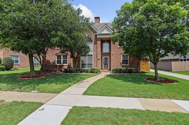 2111 Woodbury Place, Richardson, TX 75082 (MLS #14588539) :: The Mitchell Group