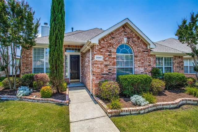 2049 Londonderry Drive, Allen, TX 75013 (MLS #14588566) :: EXIT Realty Elite