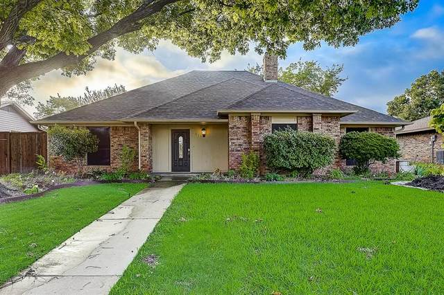 1919 Big Sky Drive, Lewisville, TX 75077 (MLS #14588624) :: The Chad Smith Team