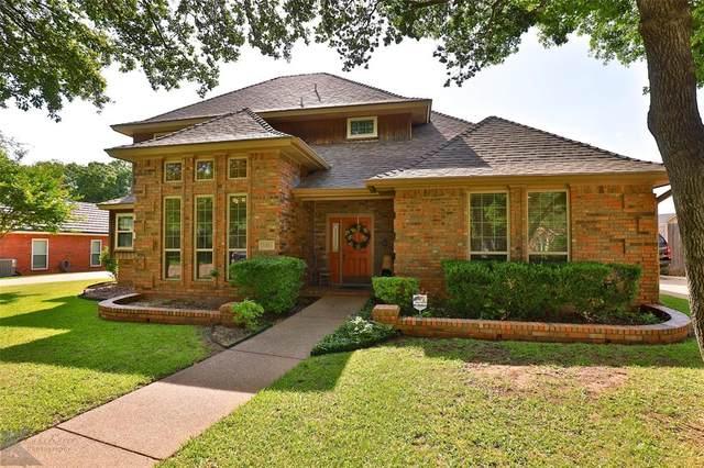 6365 Bay Hill Drive, Abilene, TX 79606 (MLS #14588638) :: The Tierny Jordan Network