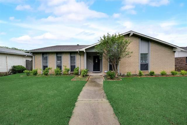 5221 Pruitt Drive, The Colony, TX 75056 (MLS #14588650) :: Real Estate By Design