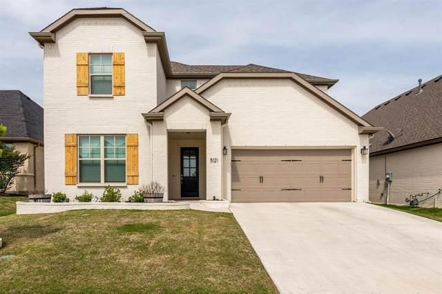 5121 Gaucho Trail, Fort Worth, TX 76126 (MLS #14588670) :: Real Estate By Design