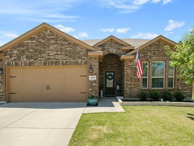 1328 Red River Drive, Aubrey, TX 76227 (MLS #14588720) :: Real Estate By Design