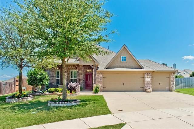 6217 Lamb Creek Drive, Fort Worth, TX 76179 (MLS #14588722) :: Real Estate By Design
