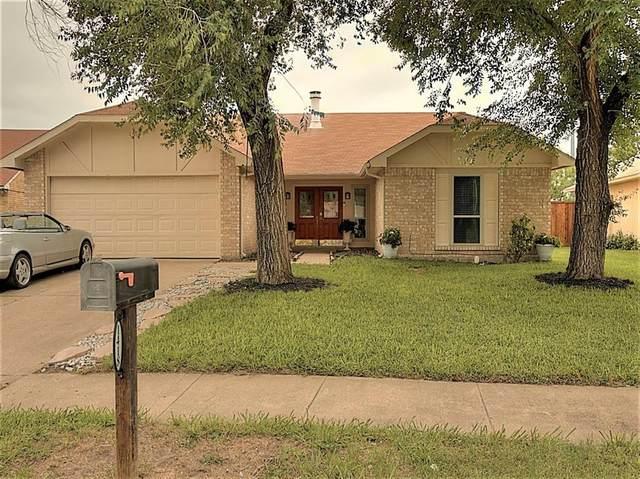 1418 Clark Trail, Grand Prairie, TX 75052 (MLS #14588725) :: Real Estate By Design