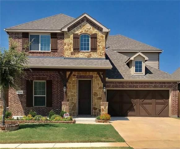 10604 Broken Spoke Lane, Mckinney, TX 75072 (MLS #14588736) :: Real Estate By Design