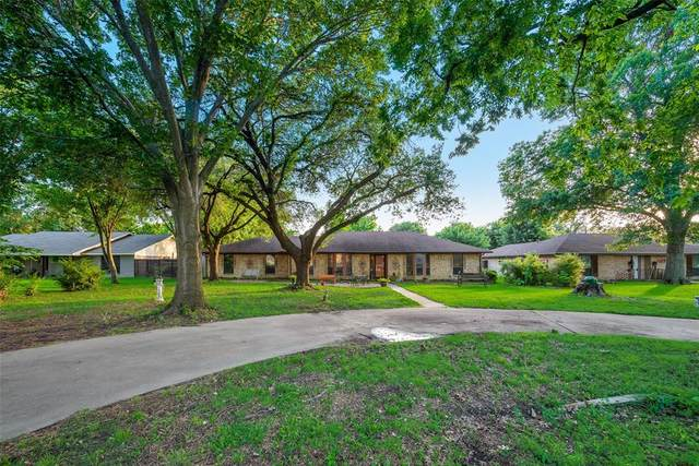 1107 Griffith Avenue, Terrell, TX 75160 (MLS #14588757) :: Real Estate By Design