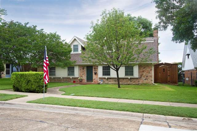 1430 Stagecoach Drive, Richardson, TX 75080 (MLS #14588770) :: Real Estate By Design
