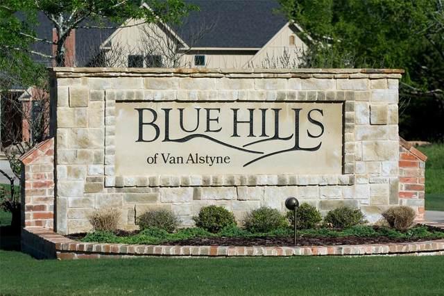 124 Xofia Court, Van Alstyne, TX 75495 (MLS #14588806) :: The Russell-Rose Team