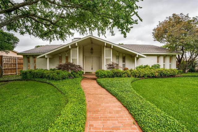 12507 High Meadow Drive, Dallas, TX 75244 (MLS #14588851) :: Real Estate By Design