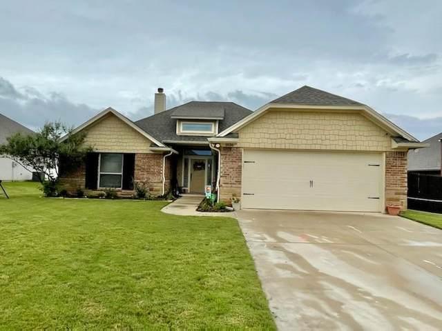 1836 Town Creek Circle, Weatherford, TX 76086 (MLS #14588858) :: Real Estate By Design